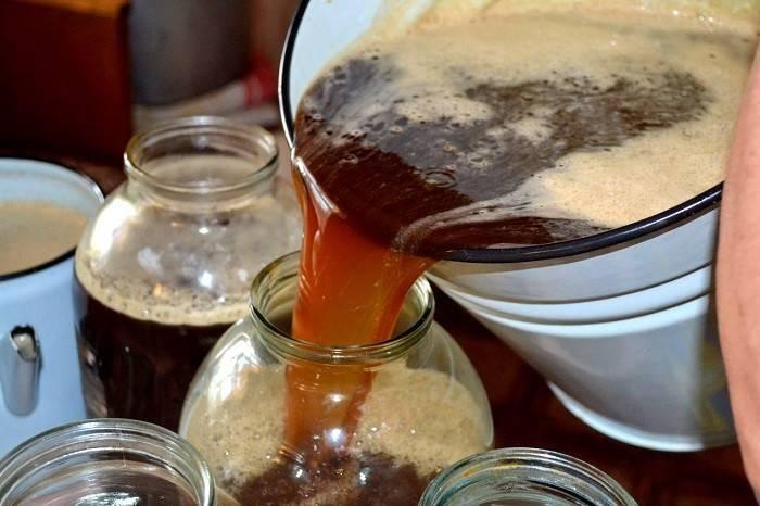 Домашнее осетинское пиво: рецепт