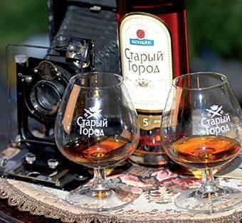 Коньяк «старый кенигсберг» — особенности и история появления напитка