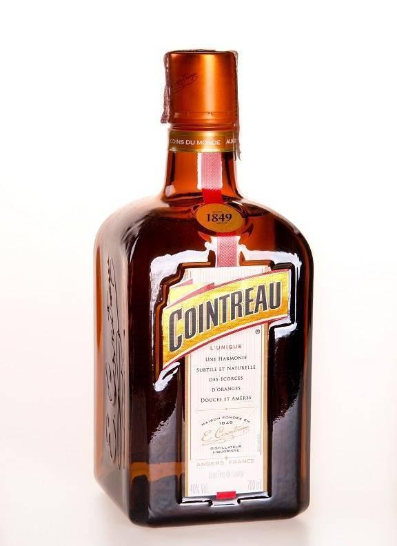 Ликер Куантро (Cointreau): как и с чем пить, рецепты коктейлей