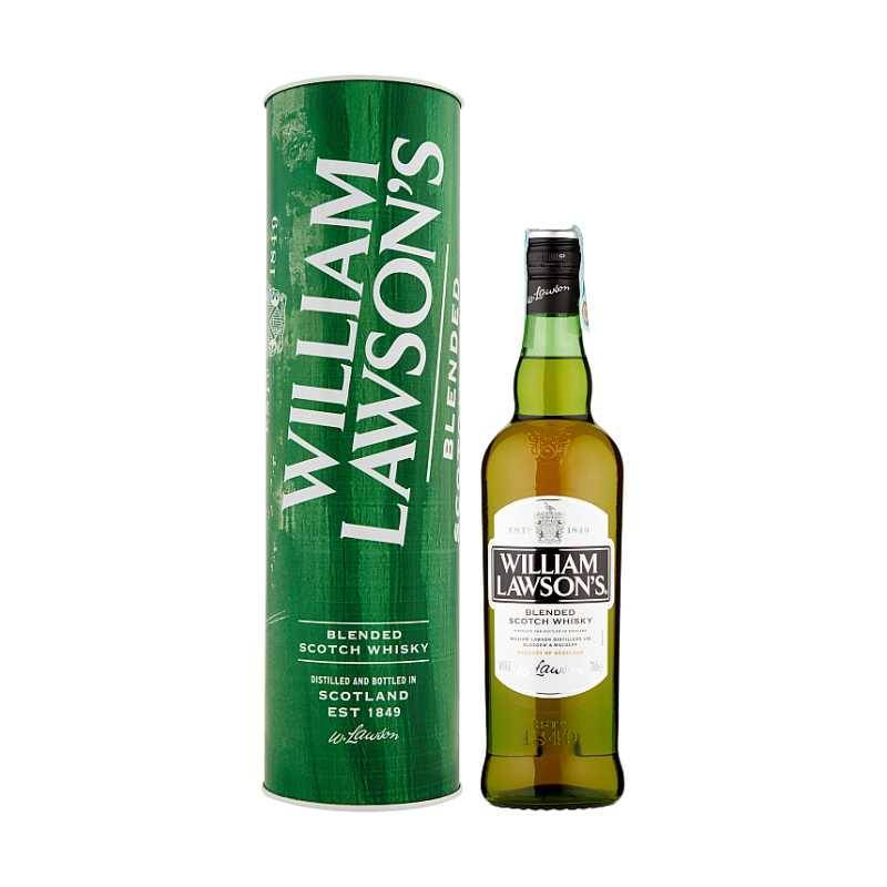 Традиции и качество виски william lawson's. история напитка от истоков до наших дней