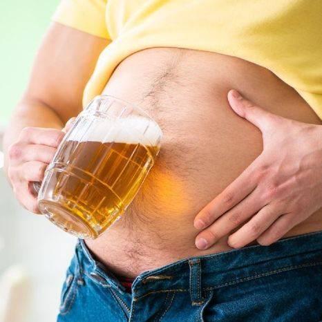 От пива люди толстеют – правда или миф?