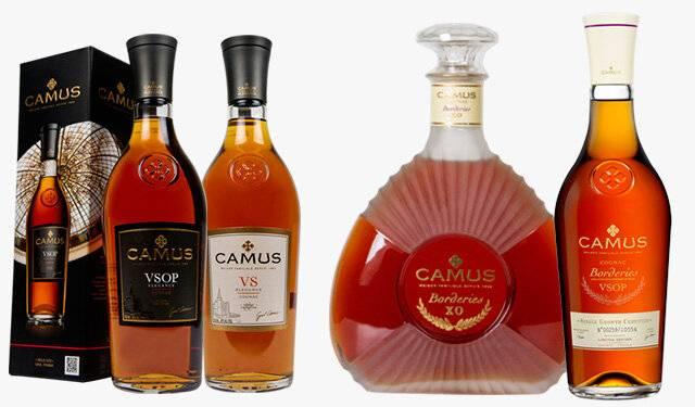 Коньяк сamus (камю) — описание, виды напитка и стоимость