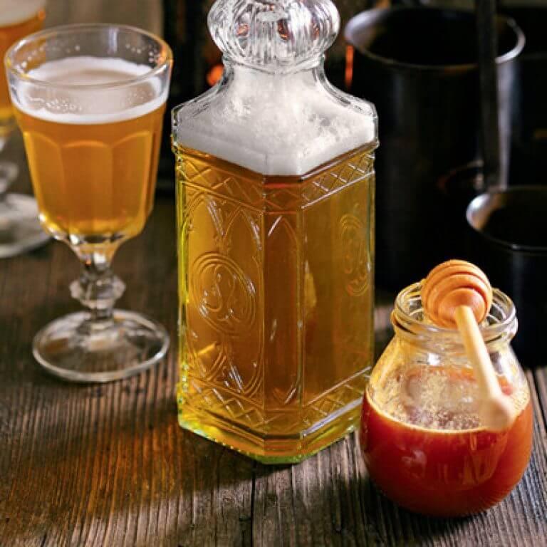 Алкогольные напитки - рецепты