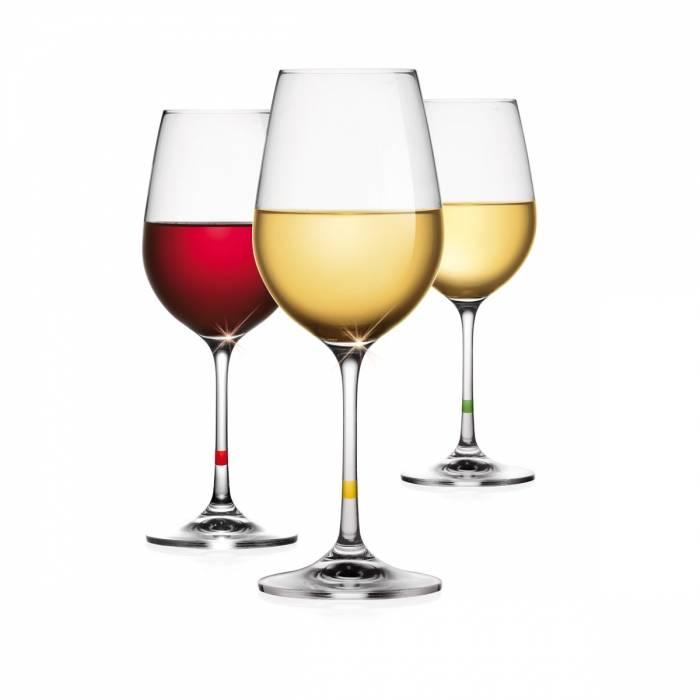 Бокалы для красного вина – виды, форма, размеры, отличия – обзор + фото