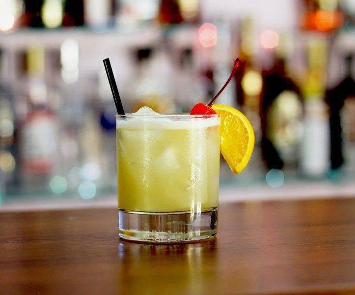 10 коктейлей с виски