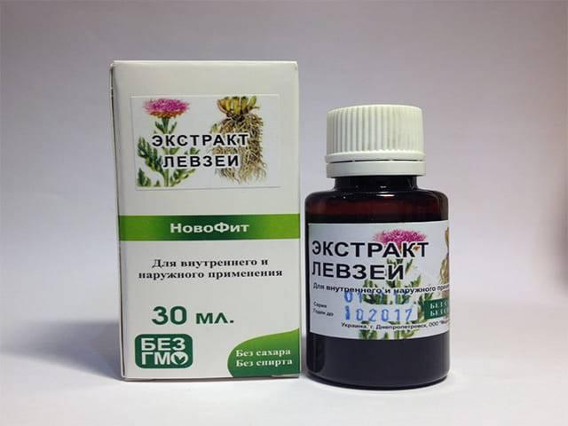 Левзея сафлоровидная (маралий корень): лечебные свойства и противопоказания