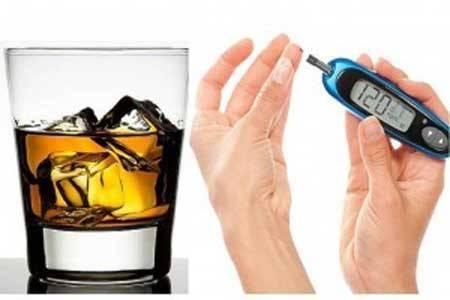 Как влияет алкоголь на сахар в крови — сахарный диабет