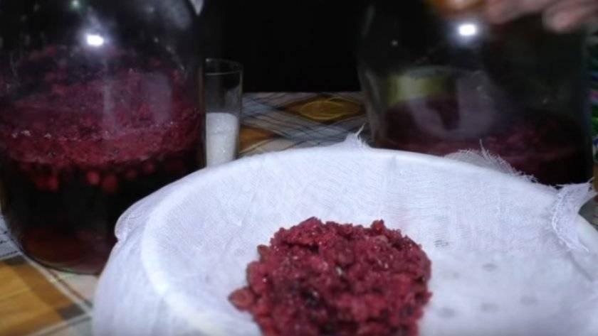 Домашнее вино из смородины / домашнее вино / tvcook: пошаговые рецепты с фото