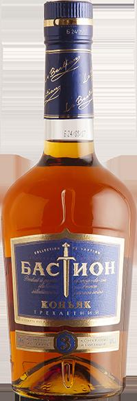 «бастион»: французский коньяк от российского производителя