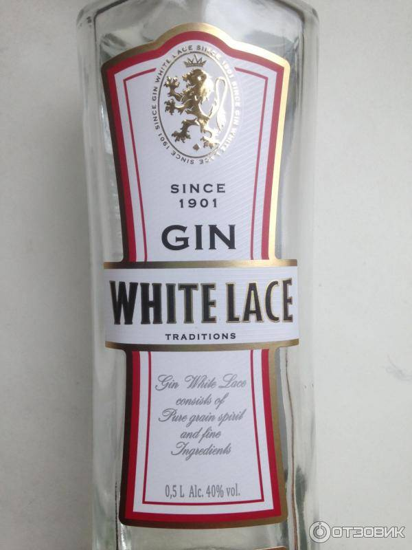 Джин White Lace Вайт Лейс