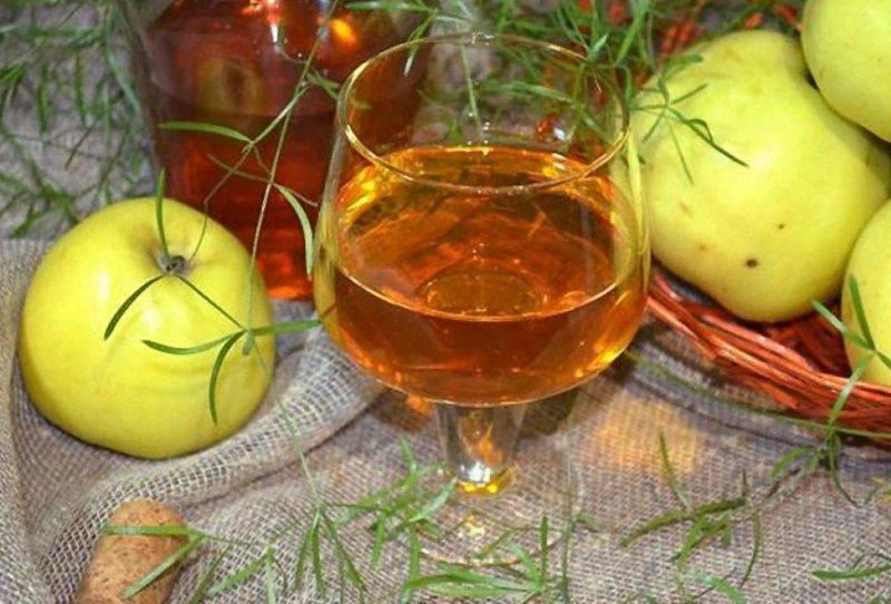 Рецепт наливки и настойки на яблоках в домашних условиях
