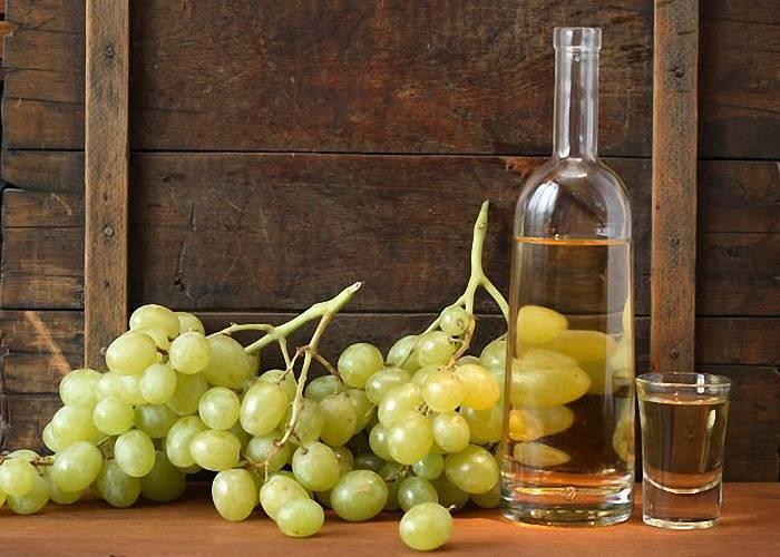 Как изготавливается коньяк из винограда элитных сортов