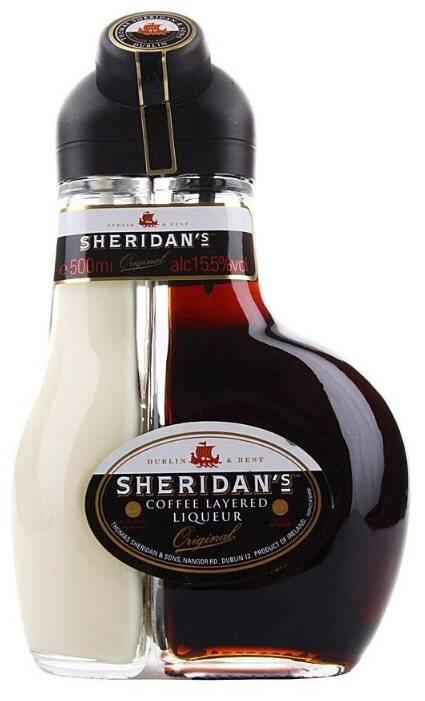 Двойное удовольствие: как пить ликер шеридан