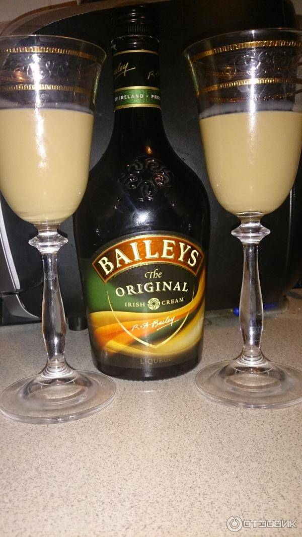 Как пить ликер бейлиз в домашних условиях