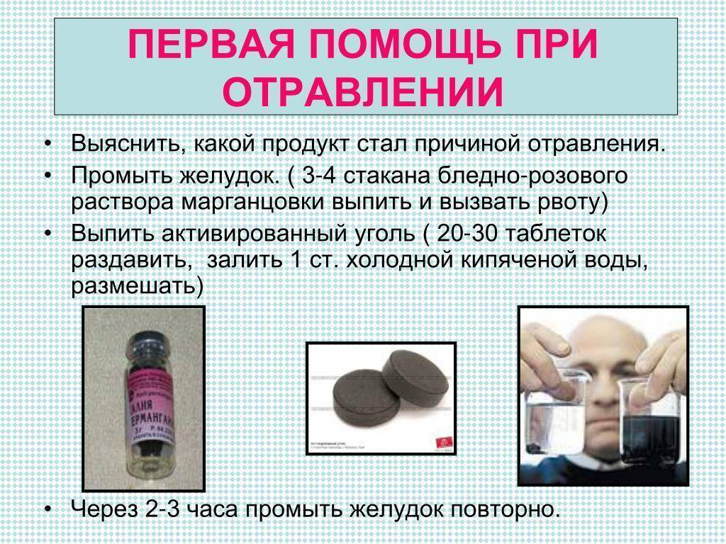 Уголь активированный при алкогольном отравлении
