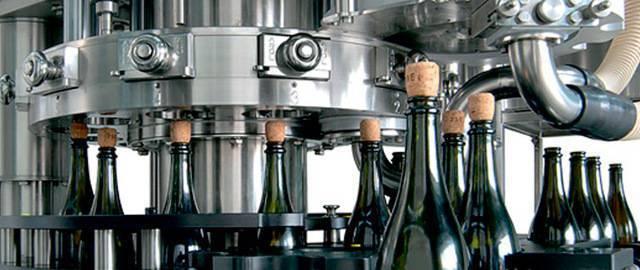 Оборудование для производства вина
