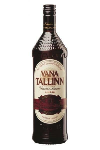 Вана таллин ликер: с чем и как пить + описание и состав