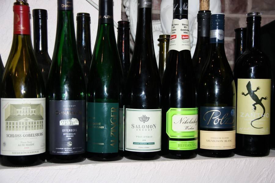 Австрийское виноделие и национальные вина австрии