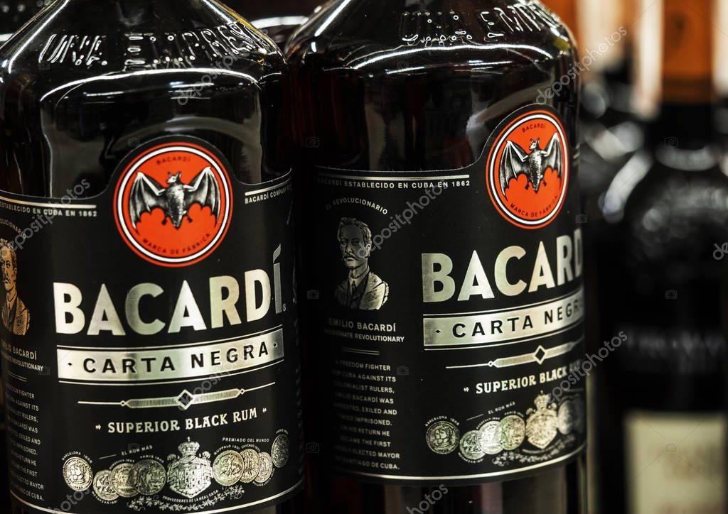 Как пить бакарди карта бланка белый. бакарди: история виски, карта негра и карта бланка. виды рома бакарди