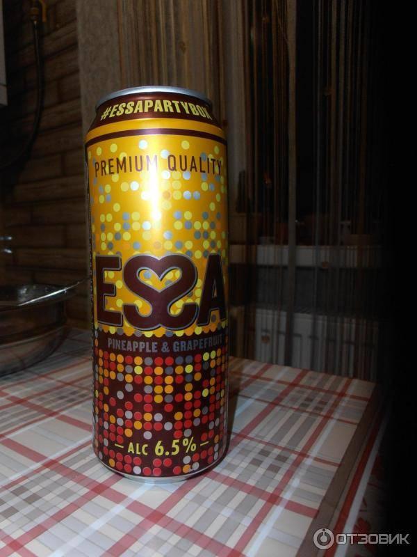 Essa - пиво с удивительным характером