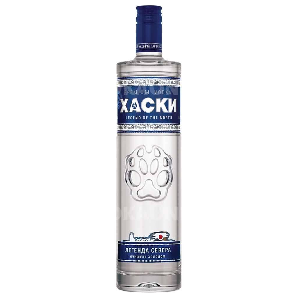 Водка «хаски» — описание, виды, цена – как правильно пить