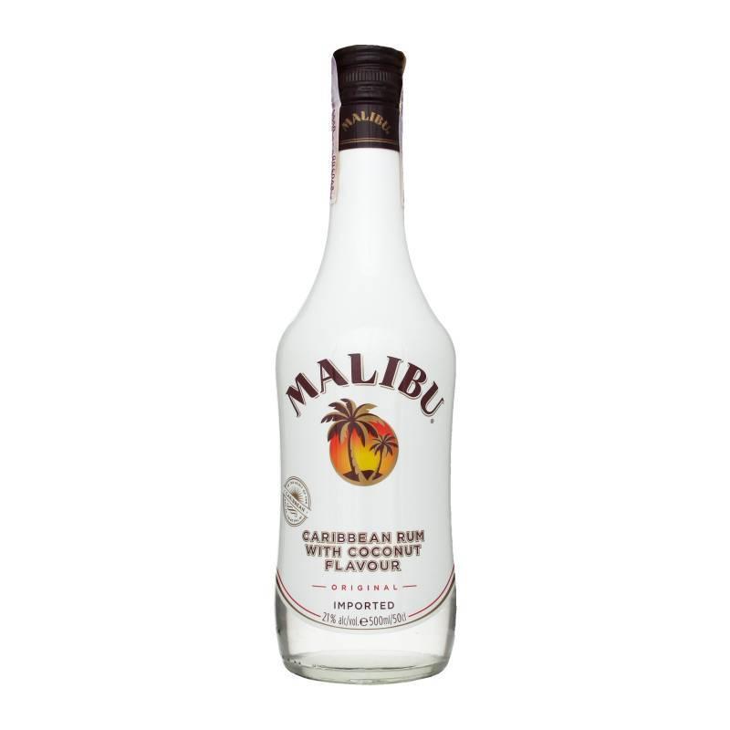 Малибу ликер: с чем пьют кокосовый ром malibu, с чем лучше мешать, состав, вкус и сколько градусов напиток