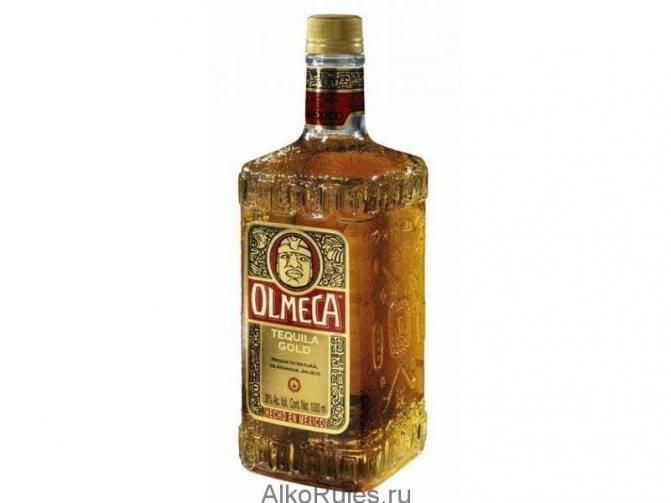 Алкоголь текила ольмека, история, разновидности olmeca