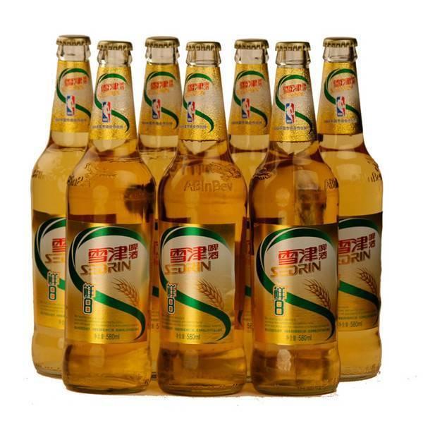 Обзор китайского пива