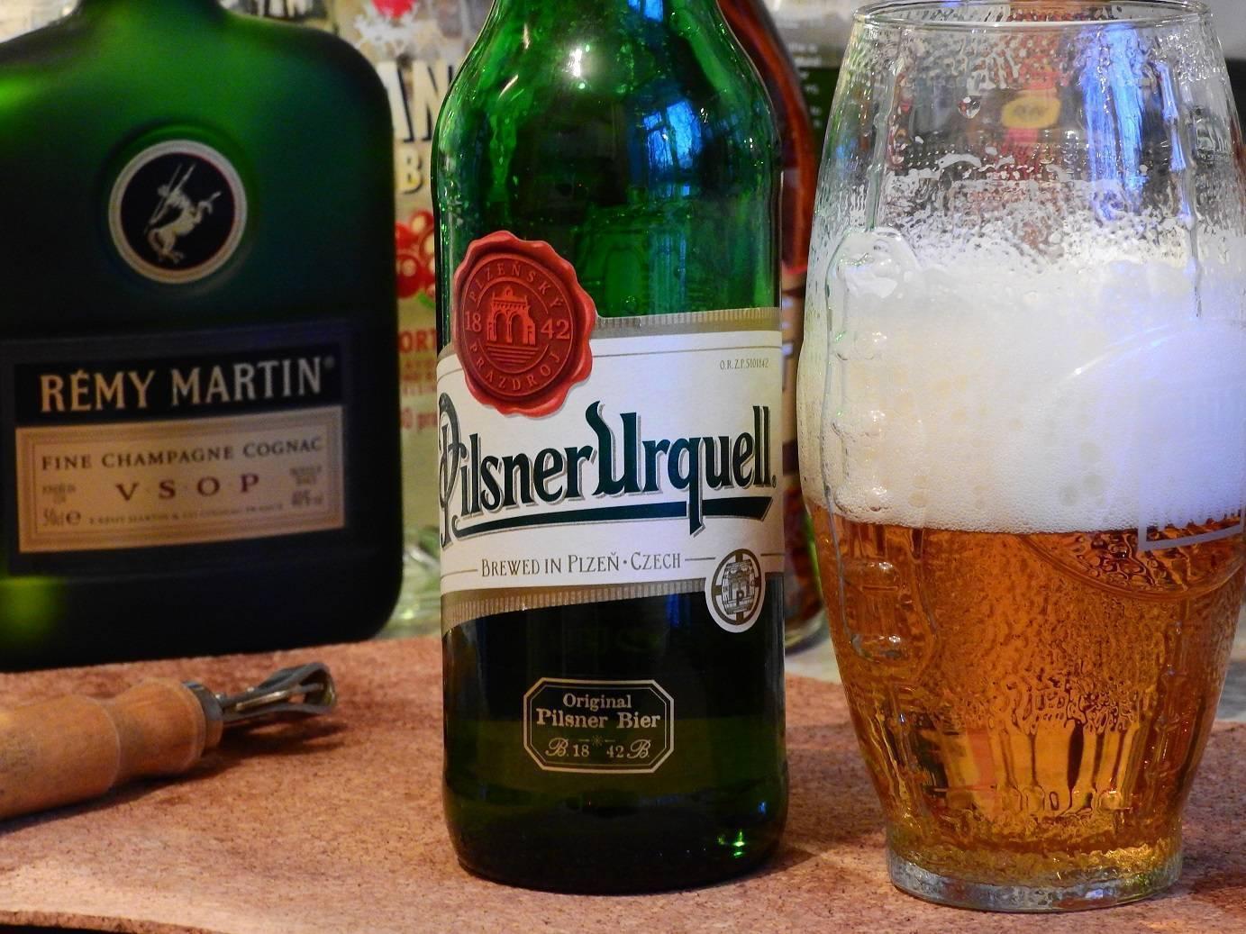 Пилснер урквел — настоящий эталон качества пива