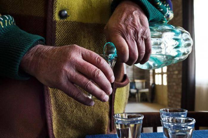 Чача – что это и как пить