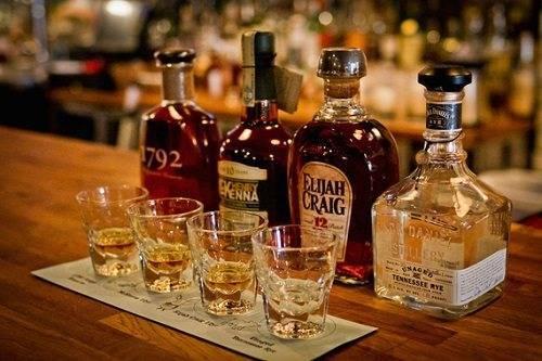 Как пить бурбон правила и советы