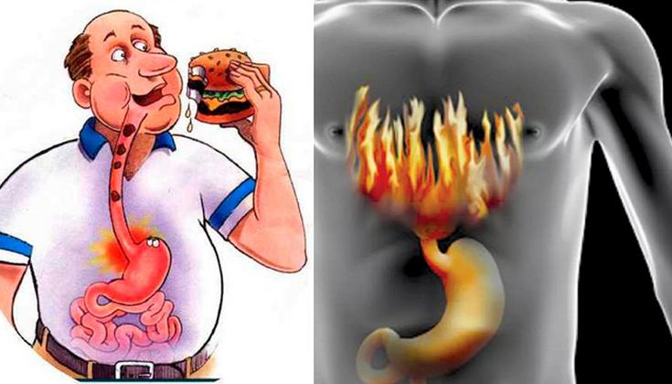 Стал желудок – что делать в домашних условиях