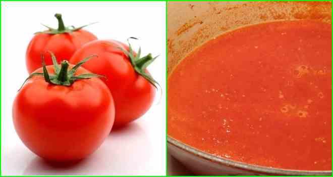 Рецепт приготовления самогона из томатной пасты или томатного сока
