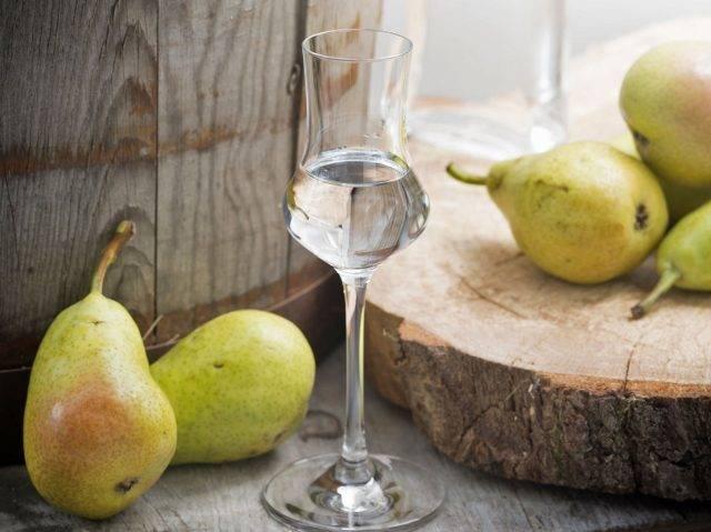 Брага из груш: как сделать для самогона по рецепту, грушевый настой