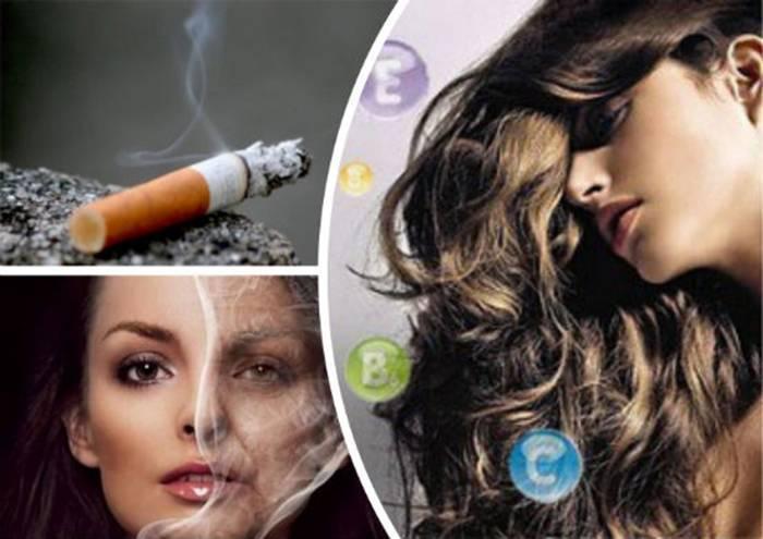 Как курение влияет на кожу – вред и стадии разрушения