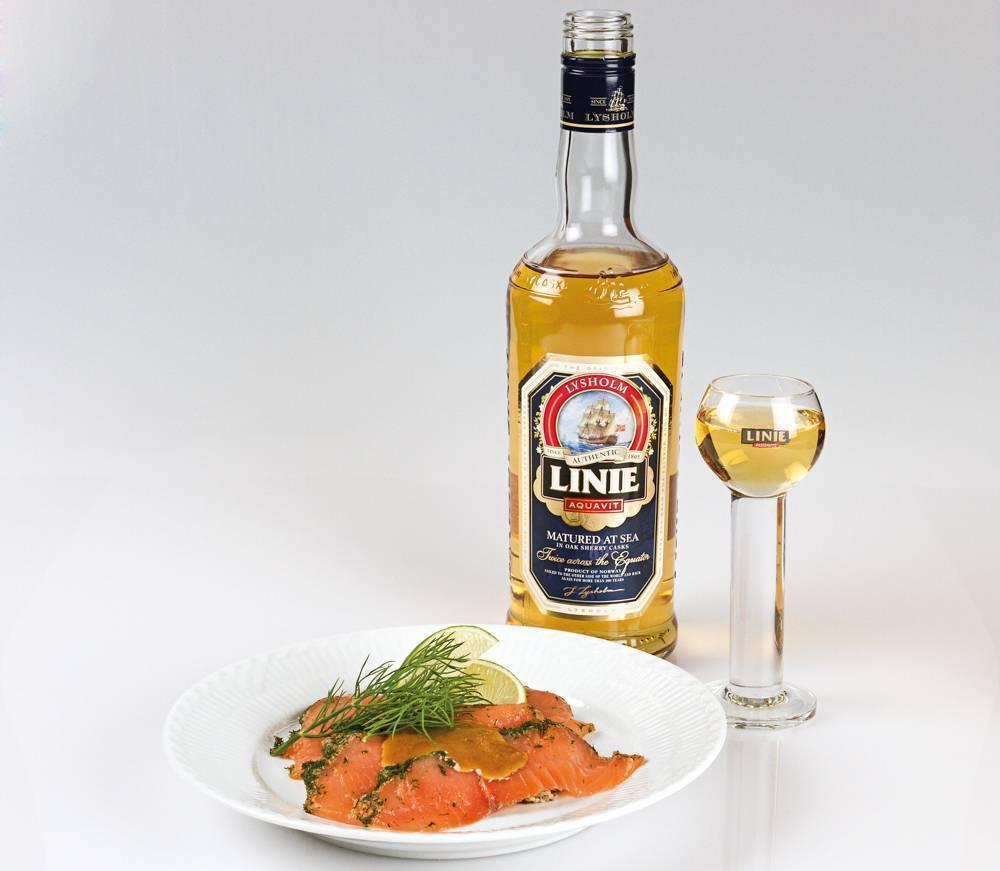 Живая вода из дании – скандинавский аквавит (aqua vitae)