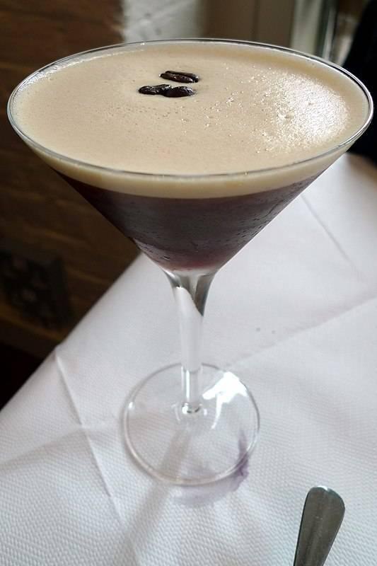 Коктейли с кофейным ликером