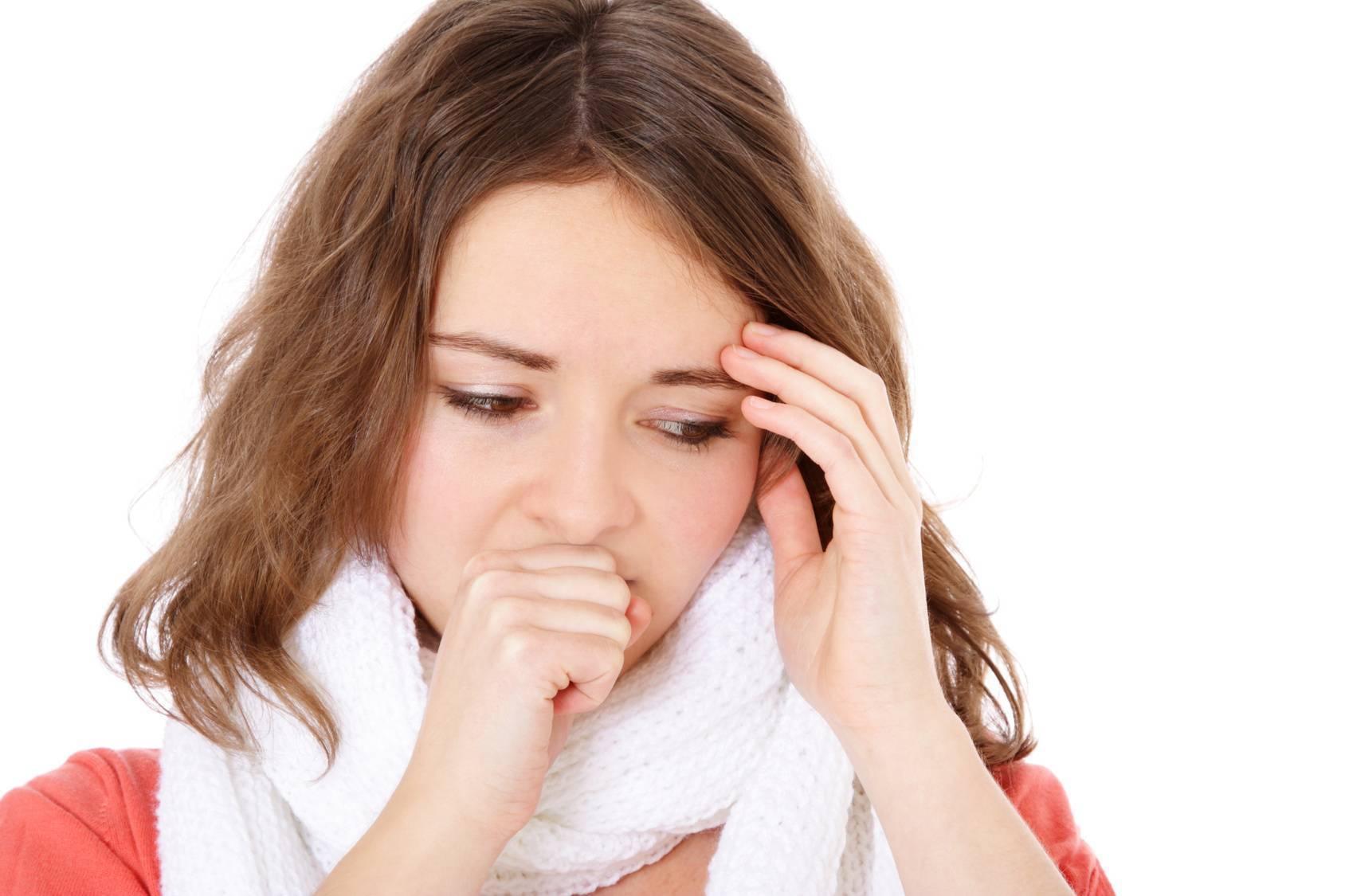 После пьянки горло болит