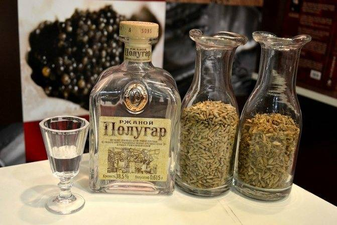 Хлебное вино – полугар – рецепт приготовления напитка. фото.
