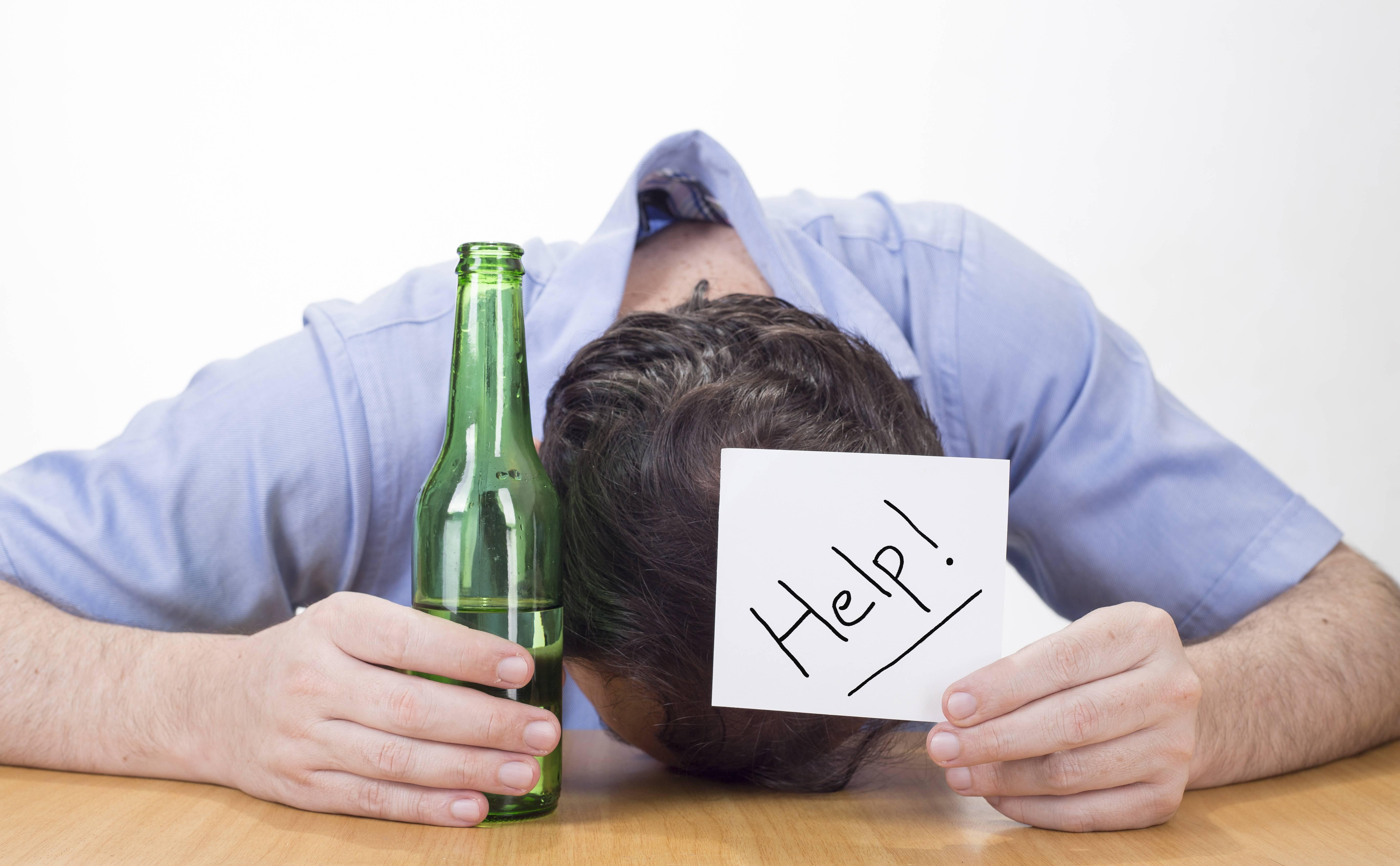 Алкогольная амнезия и потеря памяти при регулярном пьянстве