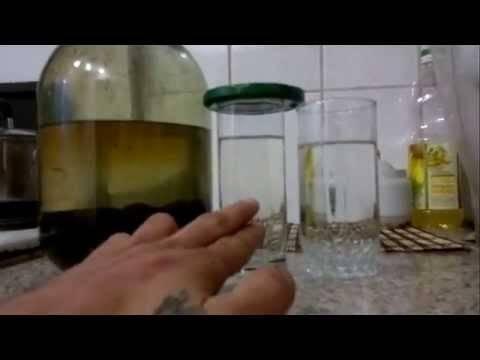 Способы очистки самогона марганцовкой в домашних условиях