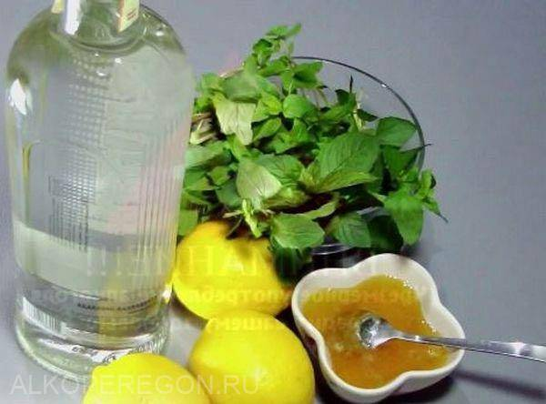 Лимонная водка рецепт с фото пошагово - 1000.menu
