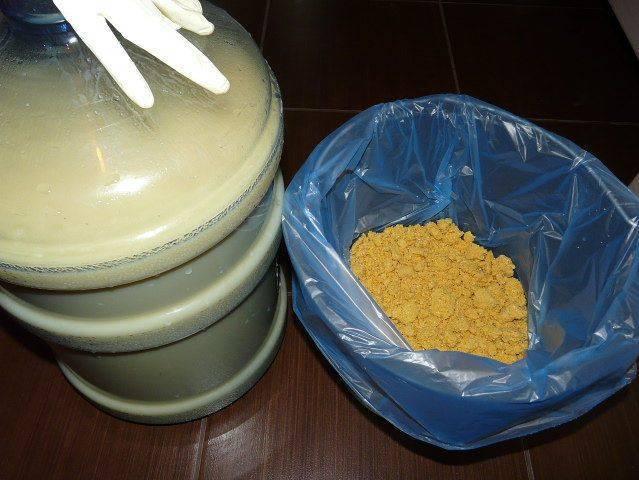 Как сделать самогон из ржаной и пшеничной муки в домашних условиях? рецепты мучной браги