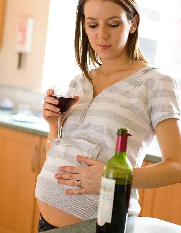 Можно ли беременным безалкогольное вино Что говорят ученые