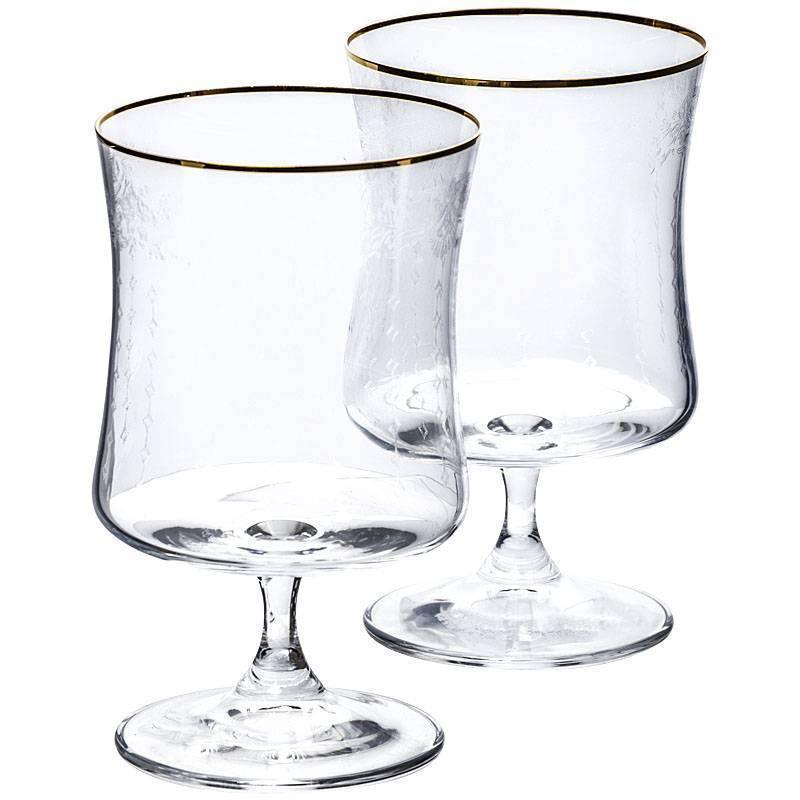Разновидности и формы коньячных бокалов, правила дегустации напитка