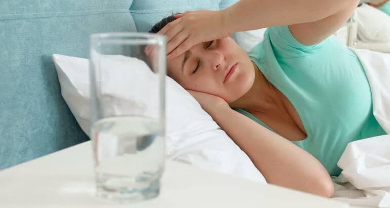 Головокружение проходит после приема алкоголя причины - здоровая голова