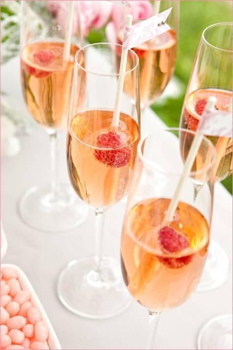 Шампанское rose: обзор популярных вин, фото