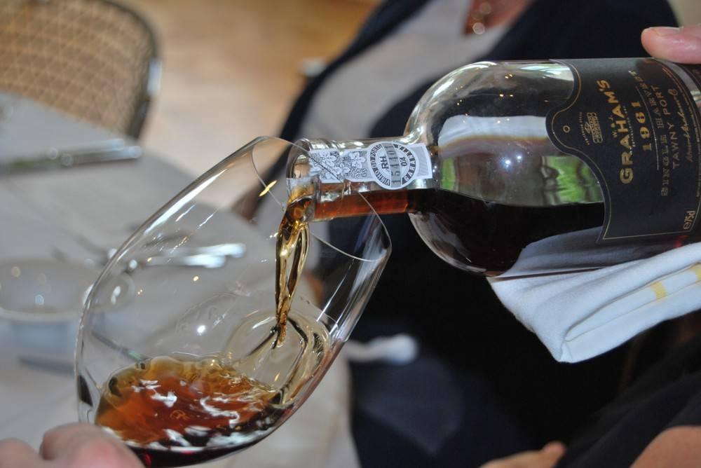 Домашний портвейн - wine-cork . рецепт приготовления