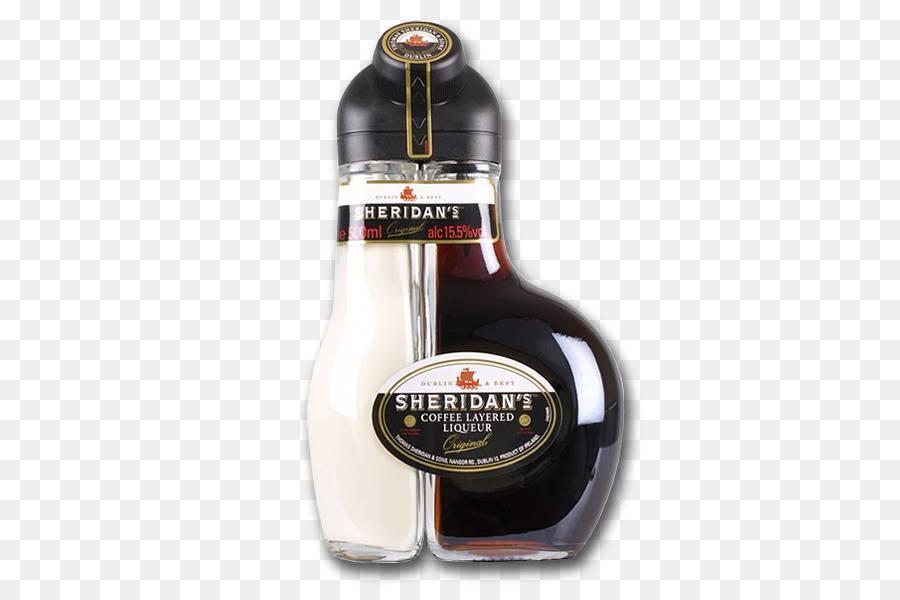 Шериданс: что это + как пить черно-белый ликер