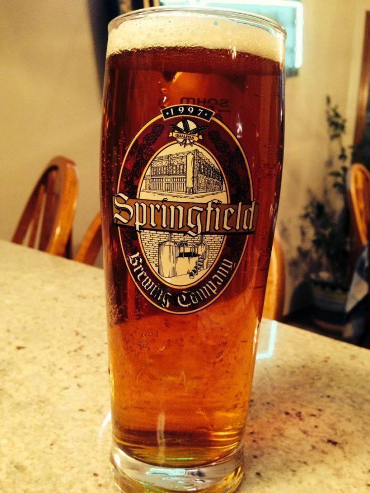 Пивная палитра — классификация пива по цвету